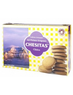 Chesitas Galletas artesanas