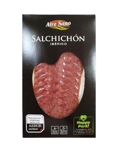 Salchichón ibérico loncheado Airesano