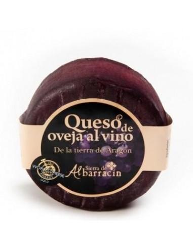 Queso Albarracín al Vino