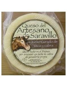 Queso Saravillo Vaca-Cabra...