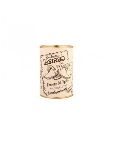 Pimientos del piquillo de Bureta Lores