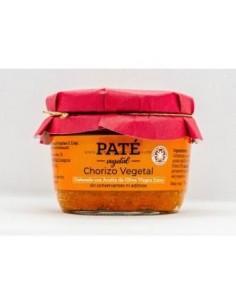 Paté de Chorizo vegetal...