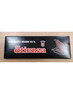 Chocolate negro 85% 500grs...