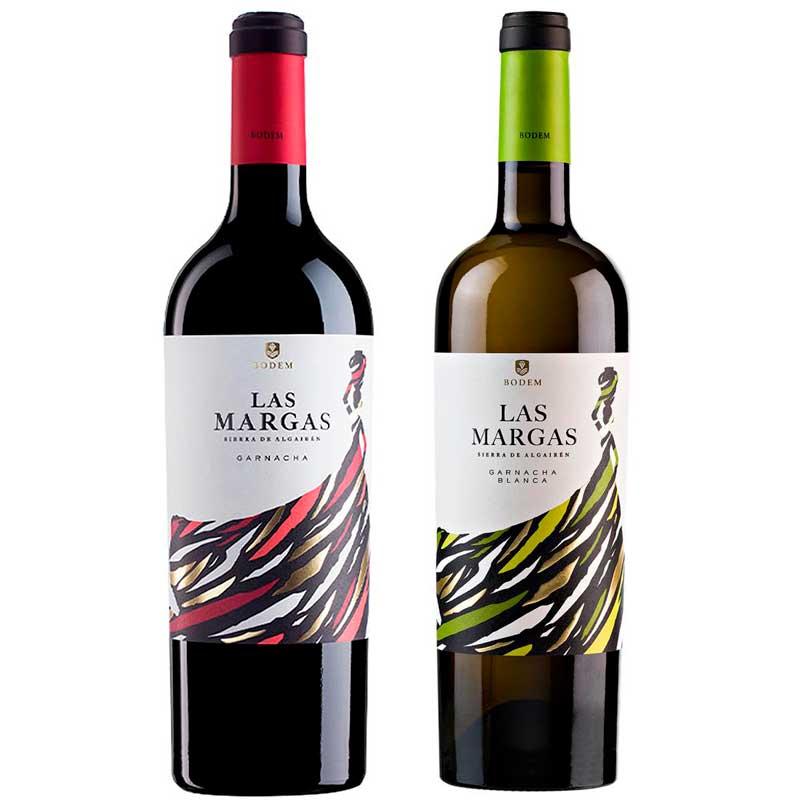 Pack de vinos Las Margas